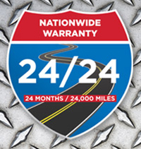 Redmon's Automotive Service - Nationwide Warranty - 24 Months / 24,000 Miles